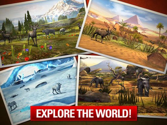Screenshots of Deer Hunter 2014 for iPad