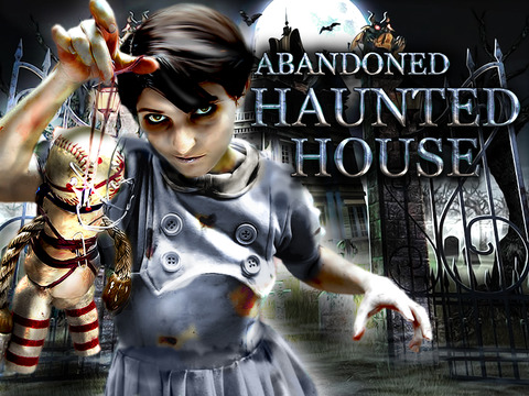 Abandoned Haunted House - Hidden Objects