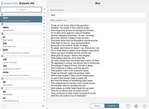 TapIt4Me iPad Screenshot 2