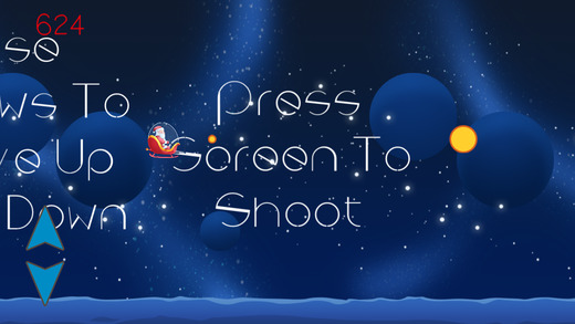 Christmas Countdown Shooter - Xmas Day Calender Game