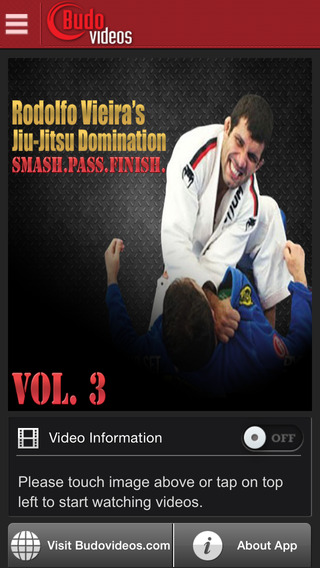 BJJ Smash Pass Finish with Rodolfo Vieira 3