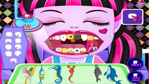 Monster Baby Dentist