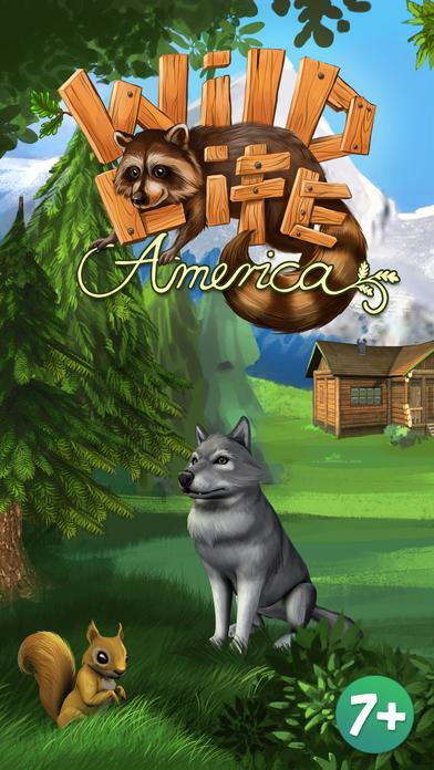 WildLife - America: Ваш собственный парк Screenshot