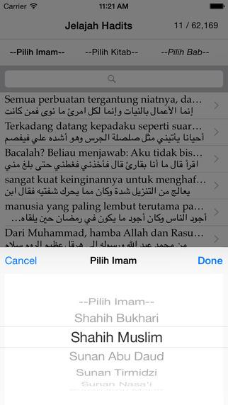 Hadits 9 Imam Kutubut Tis'ah