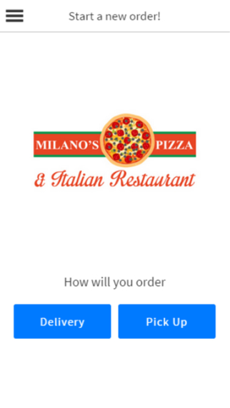 Milano's Pizza Italian Restaurant