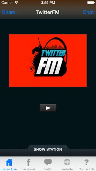 Twitter-FM international