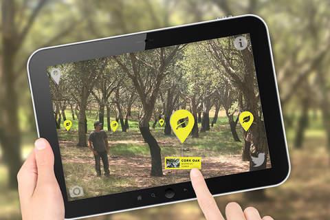 ARboretum screenshot 1