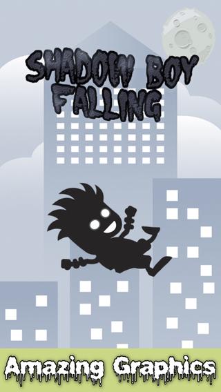 Shadow Boy Falling - Keep Falling and Getting Rich
