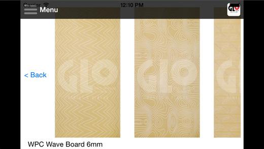 GLO Panels Plank