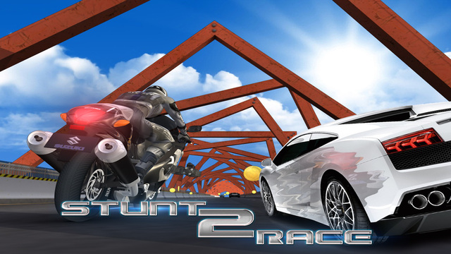 Rivals Race : Furious Bike Racing Multiplayer Game of the year 2015