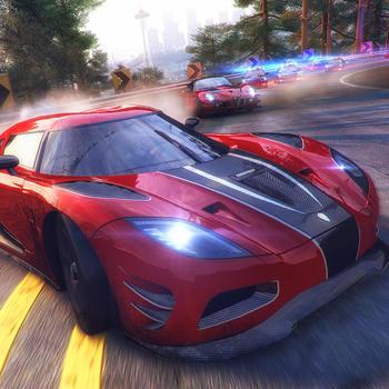 Real Rage: 3D Racing LOGO-APP點子