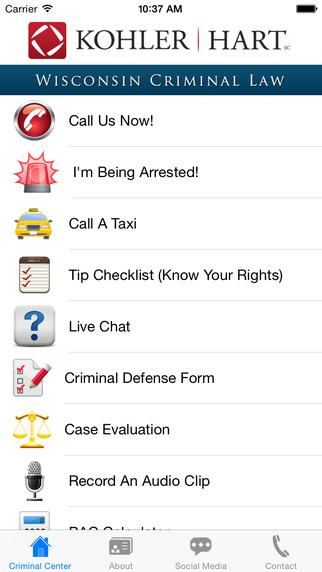 Wisconsin Criminal Defense Law