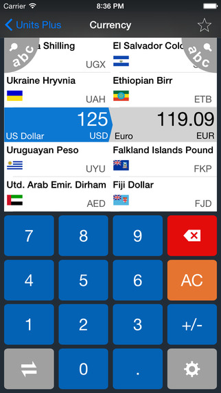 convert units free app units plus best unit currency converter