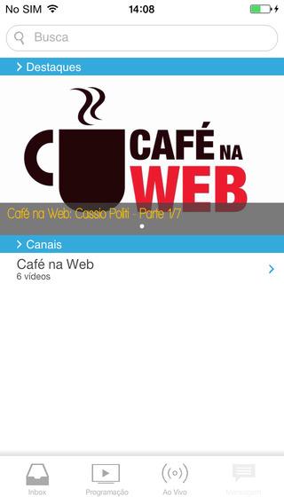 Café na Web