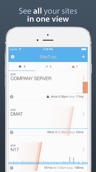 SiteTrac - Website Monitor with Timely Notifications