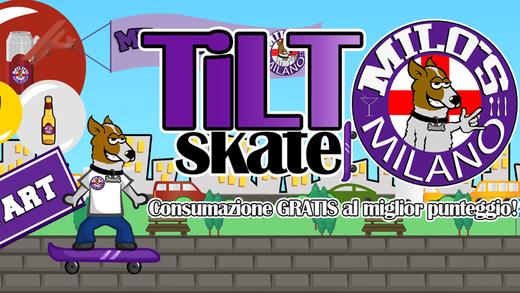 TiLT Skate: MILO'S BAR