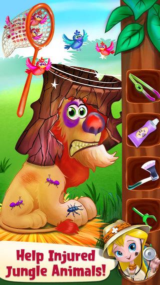 Jungle Doctor X - Wild Animal Adventure