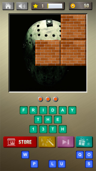 Guess The Horror Movie - Reveal The Scary Blockbuster