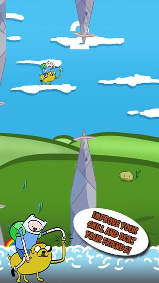 Air Fields - Adventure Time Version