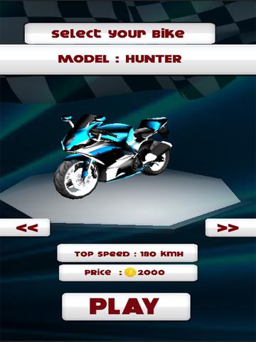 Traffic Death Moto 2015 screenshot 7