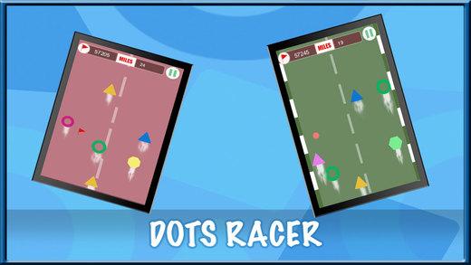 Dots Racer: Highway No. 1 Traffic Crash Rider Free Game