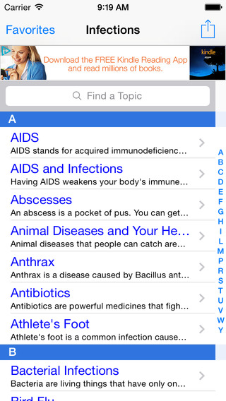 Infectious Diseases: Health Disease Facts Tips Update Review on HIV Infection AIDS More for Students