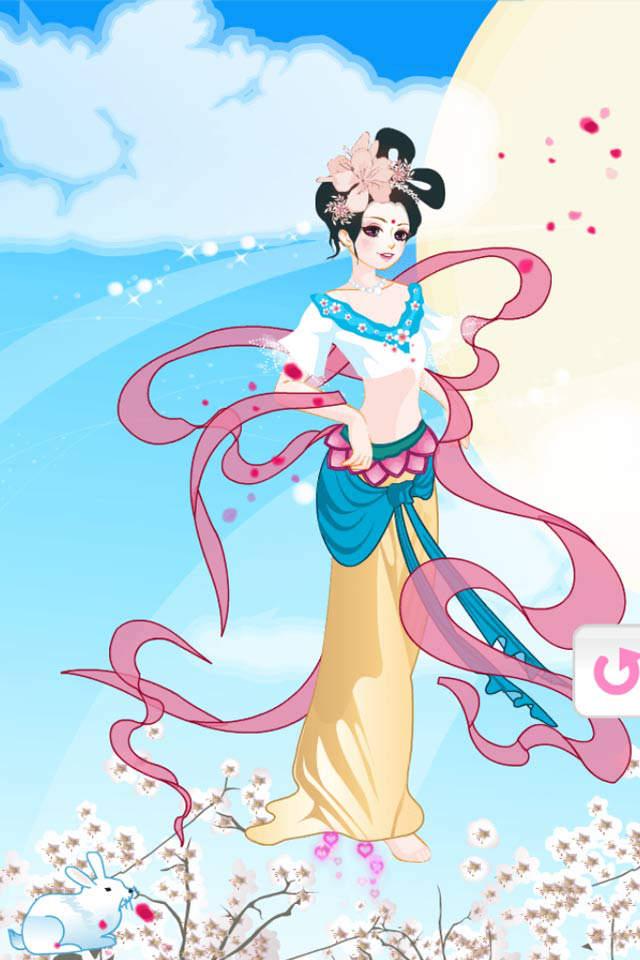 动漫仙女图片大全-小清新图片 动漫仙女头像 动漫仙女服装图片 仙女图片