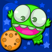 Monster Orbit: Cute bounce baby collecting cookies