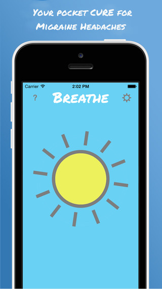 Breathe - Instantly Relieve Headaches and Migraines