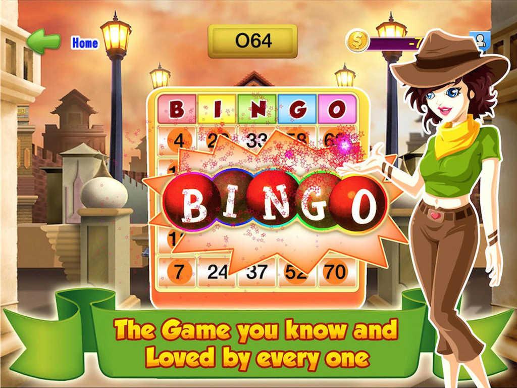 my vegas free online bingo