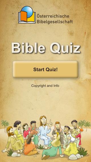Bible Quiz Austrian Bible Society