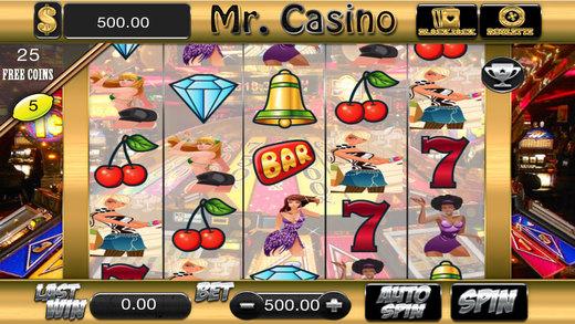 MR. CASINO SLOTS - FREE GAME