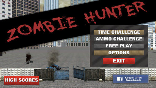 Zombie Hunter League