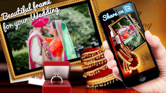 Wedding Photo Frames+