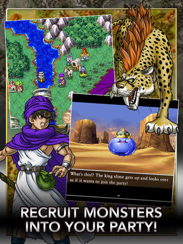 DRAGON QUEST V Screenshots