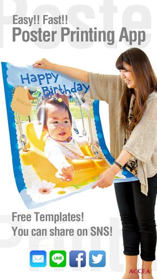 ACCEA SINGAPORE - Poster Printing App