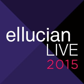 Ellucian Live 2015 商業 LOGO-阿達玩APP