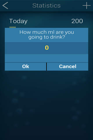 Water Drink Tracker Pro screenshot 2