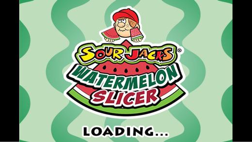Sour Jacks' Watermelon Slicer