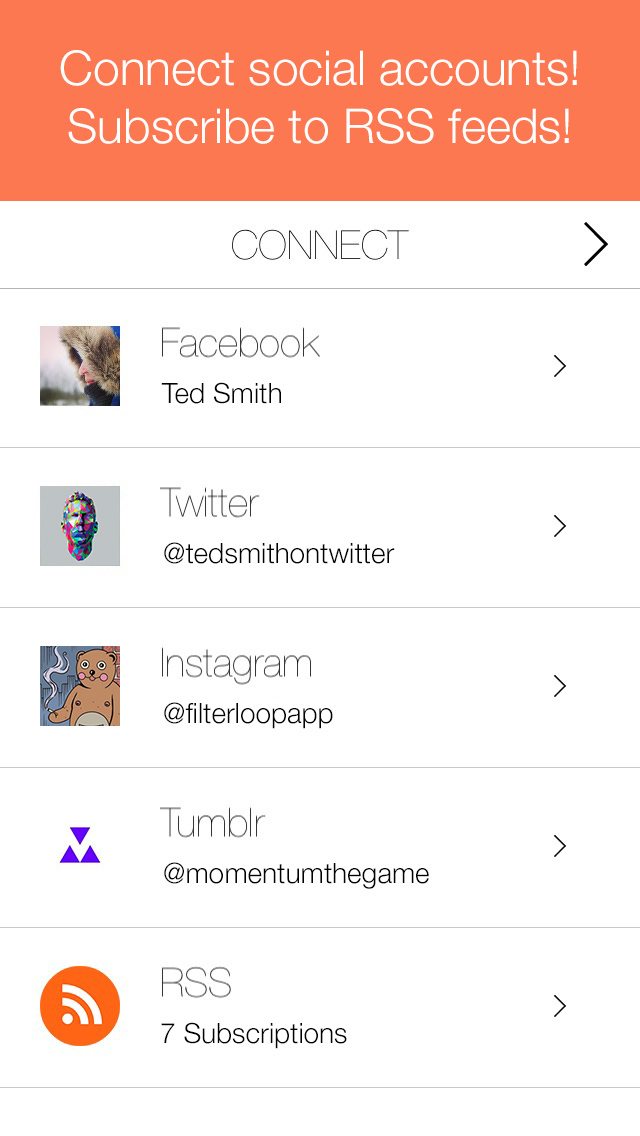Recents - Read All Your Social and RSS News in One Feed