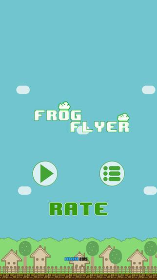 玩遊戲App|Frog Flyer免費|APP試玩