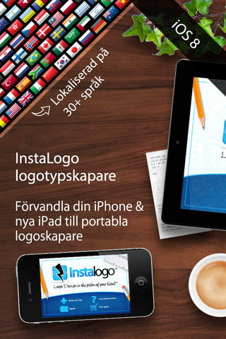 InstaLogo Logo Maker & Creator screenshot 1