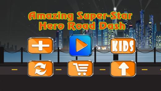 Amazing Super-Star Hero Road Dash: Rapper Drizzy Drake Edition PRO