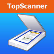 TopScanner - PDF scanner app to scan photo, note and receipt from camera,  create pdf document, share and print it