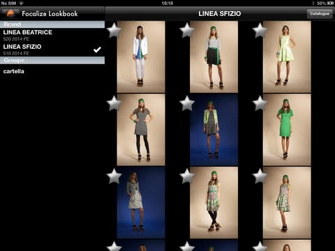Plissé USA Lookbook Catalogue and Order Entry