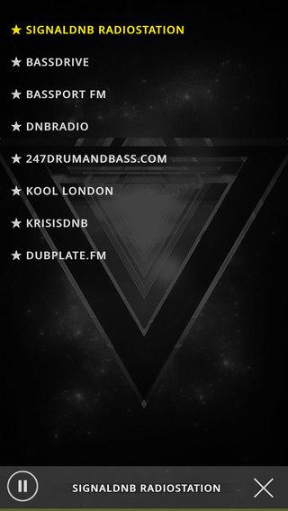 Signal DNB Radio