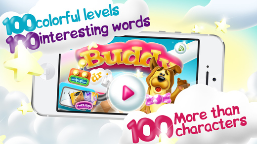 Dr. Buddy - play and learn. Educational alphabet for kids and toddlers. - for iPhone