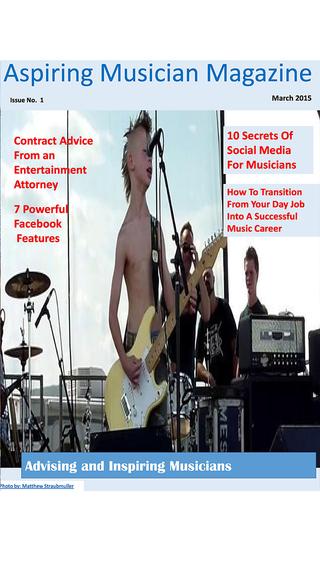 Aspiring Musician Magazine