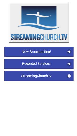 Streaming Church