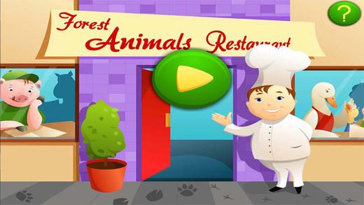 大森林动物餐厅-en